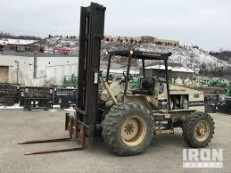 Ingersol Rand Forklift Ingersoll Rand Rt706g Rough Terrain Forklift In Irwin Pennsylvania