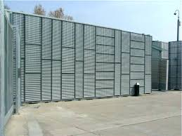 corrugated metal fence panels privacy canada uk