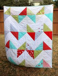 Easy Peasy Chevron Quilt Tutorial | Chevron quilt tutorials ... & Design an easy breezy lap quilt that you can complete in a single day with  this Adamdwight.com