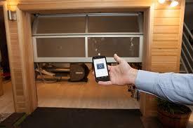 smart garage door openerSmart Garage Door On Liftmaster Garage Door Opener On Garage