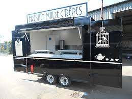 crepe catering trailer