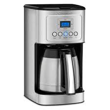 User manuals, cuisinart coffee maker operating guides and service manuals. Cuisinart 12 Cup Programmable Thermal Coffee Maker Sur La Table