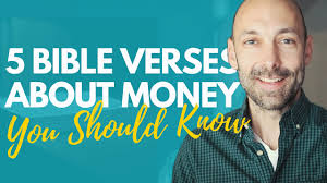 5 Bible Verses About Money You Should Know Free Pdf