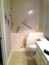 tub shower combo units medium size of for ideas small bathroom affordable fiberglass bathrooms sho