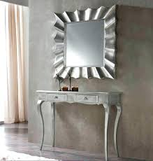 entryway table and mirror. Table And Mirror For Entryway Foyer Console Set Design Hall . W