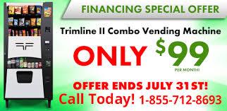Vending Machine Financing Stunning 48FinancingSpecialEndslandingbanner VendingVending