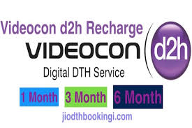 Videocon D2h Monthly Recharge Chart Videocon D2h Recharge Offers For One Year More