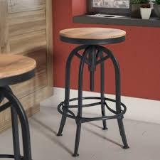 wood and iron bar stools. Brilliant Iron Southbridge Adjustable Height Swivel Bar Stool And Wood Iron Stools L