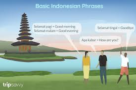 Indonesian Greetings And Expressions In Bahasa