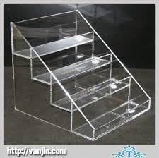 table display stands. acrylic-clear-four-tier-table-top-bottle-beer-display-holder-spice-rack table display stands e