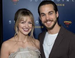 Melissa Benoist & <b>Chris Wood</b> Look So In Love at Supergirl Event ...