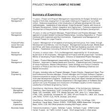 Resume Introduction Example Value Statement Examples For Resumes Summary Resume Coloring 24f 12