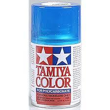 Tamiya Polycarbonate Paint Chart Amazon Com Tamiya Polycarbonate Ps 37 Translucent Red Spray