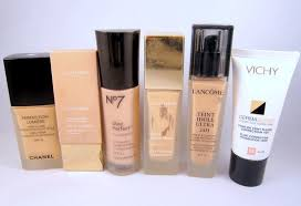 makeup for oily skin natural foundation