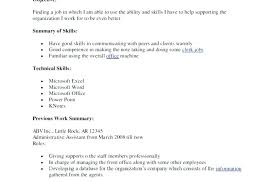 Template Job Description Template For Administrative
