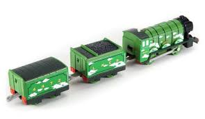 flying scotsman train set fisher thomas the train trackmaster ages 3 up 2 2 of 11