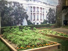 White House Kitchen Garden Green Roof Pardon My Garden