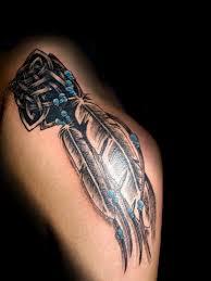 Tetování Nativewarrior Tetování Tattoo