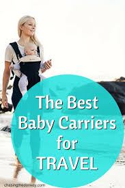 Best Baby Carrier For Travel Review | Travel inspiration, Travel ...