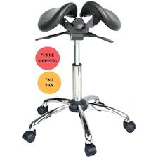 ergonomic chair betterposture saddle chair jobri. Twin Adjustable Saddle Chair Or Stool For Medical | SitHealthier.com Ergonomic Betterposture Jobri