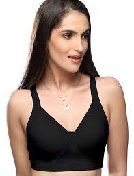 Lovable Bra Designs Lovable Women Girls Nylon Non Padded Non Wired Full Coverage