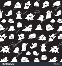 Ghost Pattern Awesome Design
