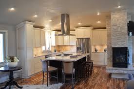 vanilla shaker kitchen