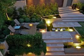 inspiring garden lighting tips. Garden Lighting Design Tips From The Professional Cool Ideas For Landscape Around Wooden Deck Inspiring L