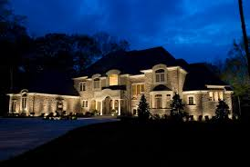 outdoor lighting adds a level of security to your home or business