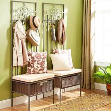 Hall Stand Entryway Coat Rack And Storage Bench Hall Trees With Storage Bench And Coat Racks Tags 100 Phenomenal 84