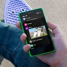 This all new NOKIA X+ DUAL SIM mobile ...
