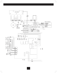 page 12 of twin star international indoor fireplace 39eb364grs section 8 wiring schematic bottom section pcb