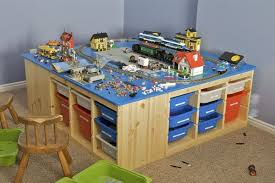I waited, and waited, and waited for my hack to be posted but it never showed up, that is until yesterday. Genius Ikea Lego Table Hacks You Kids Will Go Crazy Over