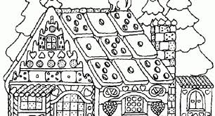 Small Picture gingerbread house coloring pages to print Archives Cool Coloring