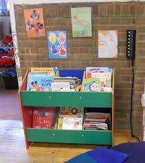 the children can select their own book to read alone or an will read to