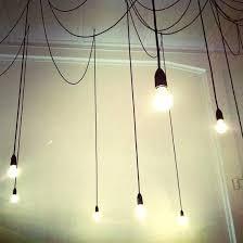 hanging light bulbs hanging light bulbs on wires bedroom multiple hanging light bulbs diy