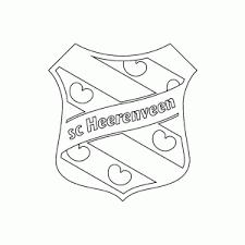 Kleurplaat Logo Voetbalclubs