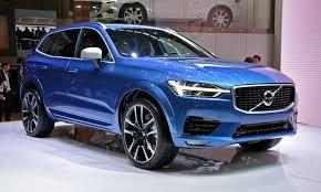 2018 volvo new xc60. interesting xc60 new 2018 volvo xc60 suv blue in volvo new xc60