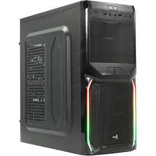 <b>Корпус Aerocool</b> PGS (Performing Game System) V <b>V3X RGB</b> Black ...