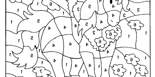 number coloring pages for preschoolers.  Preschoolers Number Coloring Pages Preschool 7 On For Preschoolers L