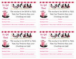 mary kay gift certificates lovely mary kay gift certificates unique romantic gift certificate template