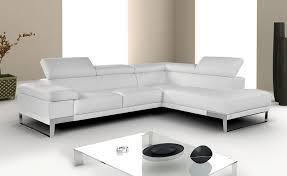 nicoletti premium italian leather sectional