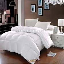 King Queen Full Twin Or Make Any Size Whites Duck Down Doona ... & King Queen Full Twin Or Make Any Size Whites Duck Down Doona Comforter  Blanket Quilt Factory Sale-in Comforters & Duvets from Home & Garden on ... Adamdwight.com