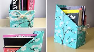 Homemade Magazine Holder Mesmerizing Homemade Cardboard Magazine Box Modern Ideas 32 Ripricepointorg