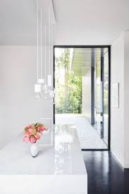Fabulous home lighting design home lighting Room Ceiling Contemporary White High Gloss Kitchen Island With Pendant Lights By Studio Vit Contemporary Modern Pinterest 93 Best Fabulous Lighting Images In 2019 Light Design Lighting