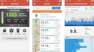 best biking and cycling apps for iphone strava cyclemeter