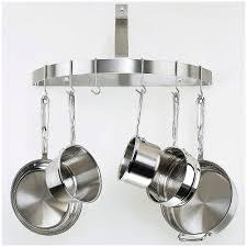 Hanging Kitchen Pot Rack Best Kitchen Pot Pan Hanger Racks Reviews Findthetop10com