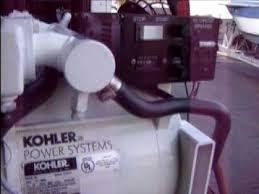 kohler marine gas generator 5e 5kw 5 kw