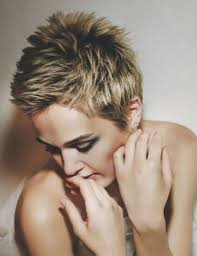 Short Spiky Haircuts For Women Hairstyles Pinterest Haircuts