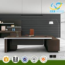latest office furniture. 2017 latest design china office furniture modern executive desks solid wood table 1